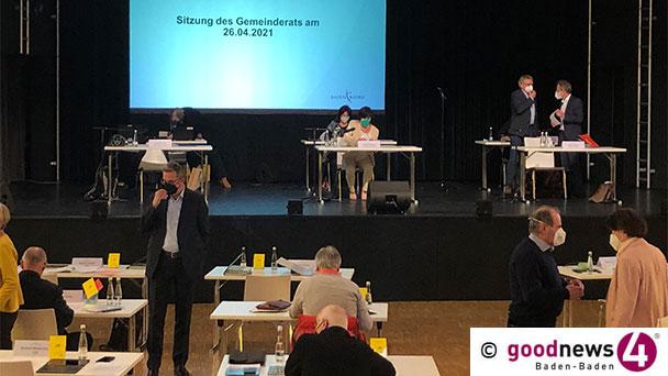 Baden-Badener Fieser-Brücke bleibt von 19 bis 11 Uhr geöffnet – Konservative Allianz gewinnt Abstimmung – Grüne kündigen Bürgerbegehren an – AfD gab Ausschlag