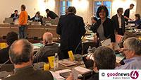 """Öffentliche Sitzung des Baden-Badener Gemeinderates – """"Urbanes Gebiet Aumatt"""" – Ferienwohnungen / Wohnungsmarkt"""
