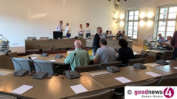 Öffentliche Sitzung des Bau- und Umlegungsausschusses – Grüne Einfahrt, Gewerbeflächen, Bauleitplanung, Baumaßnahme Luisenstraße
