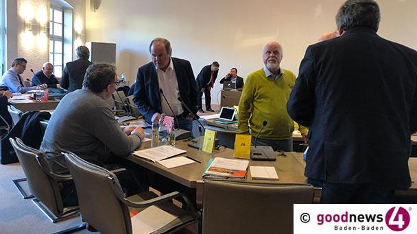 Kommentar vor der Kommunalwahl in Baden-Baden – Hoffnung auf Erneuerung der CDU – FBB aus dem Fleisch der konservativen Mitte – Grüne und SPD zu leise