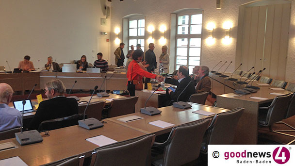 """Förmliches Ermittlungsverfahren in Baden-Baden und Ötigheim eröffnet - OB Mergen: """"Belastung der Mitarbeiter der Verwaltung"""" - """"Das würde ich uns allen möglichst ersparen, damit wir uns der produktiven Alltagsarbeit zuwenden können"""""""