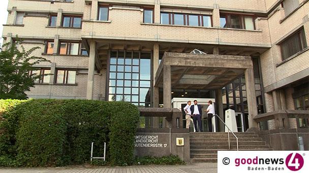 Asylbewerber angeklagt wegen sexueller Nötigung und gefährlicher Körperverletzung - Hauptverhandlung am Schöffengericht Baden-Baden