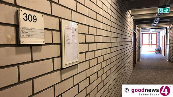 """Landgericht Baden-Baden begründet Gehri-Urteil - """"Öffentliches Interesse von ganz erheblichem Gewicht"""" - Zu eidesstattlichen Erklärungen von 15 Baden-Badener Stadträten: """"Zweifel an Genauigkeit"""""""