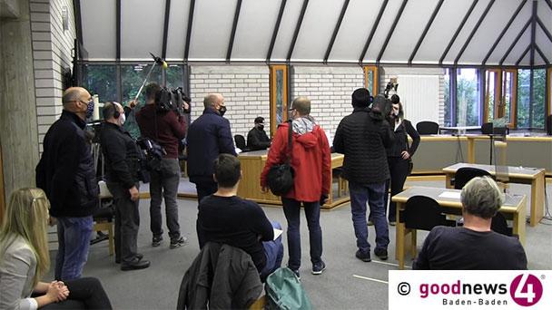 Vierter Verhandlungstag zur mutmaßlichen Gruppenvergewaltigung in Baden-Baden – Beobachtungen von Reyhan Celik im Landgericht