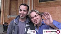 """Kinofilm-Produktion Goblin 2 in Baden-Baden - Schaurige Geschichte um Ritter Burkart Keller - Produzent Eric Hordes: """"In Hollywood-Filmen kriegen sie das nicht so schön hin"""""""