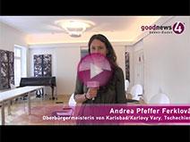 """goodnews4-VIDEO-Interviews mit Bürgermeistern der """"Great Spas of Europe"""""""