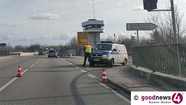 Grenzübergang Iffezheim