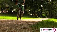 Fahrradfahrer dominieren Fußgänger in Baden-Baden – Kritik von SPD-Stadtrat Werner Schmoll