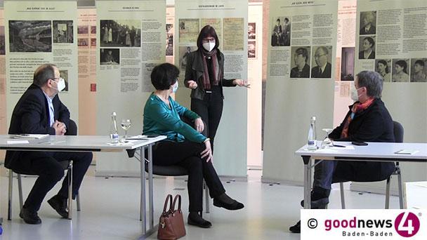 """Stadtmuseum Baden-Baden eröffnet Online-Ausstellung: """"Gurs 1940"""" – Gedenkbuch für die Opfer des Nationalsozialismus in Baden-Baden"""