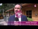 Hubert Aiwanger eröffnet Landtagswahlkampf in Baden-Baden