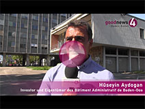 Im BABO-Hochhaus sollen Wohnungen entstehen | Hüseyin Aydogan