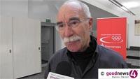 """Deutsche Olympische Gesellschaft tagt nächstes Wochenende in Baden-Baden - Präsident Denecken: """"Sehe die Olympischen Spiele mit viel Skepsis"""""""