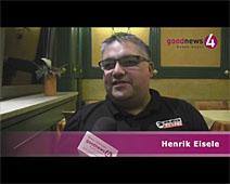 Piraten erinnern die Grünen an Versprechen | Interview mit Henrik Eisele