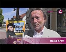 Piraten-Bundestagskandidat Heinz Kraft im goodnews4-Interview