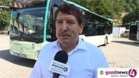 """In Baden-Baden fahren Busse, """"die sind 15 Jahre alt, haben eine Million Kilometer auf dem Buckel und brauchen 42 Liter Diesel"""" - Helmut Oehler will """"Kick-off"""" für Stadtwerke Baden-Baden"""
