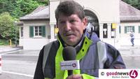 """HEUTE GENAU VOR EINEM JAHR: Merkur-Bergbahn-Wagen rollen wieder – Sanierungsmaßnahmen für 8 Millionen Euro – Stadtwerke-Chef Helmut Oehler: """"Keine Budgetüberschreitung"""""""