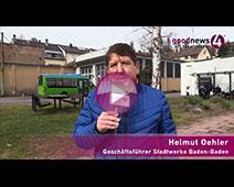 Stadtwerke-Chef Helmut Oehler rechtfertigt Ausschreibung für Baden-Badener Buslinie