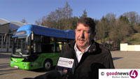 """HEUTE GENAU VOR EINEM JAHR: Italienischer E-Bus in Baden-Baden – Stadtwerke-Chef Oehler: """"Kein Angebot einer deutschen Firma"""" – """"Preis wesentlicher Nachteil"""" gegenüber Dieselbussen"""