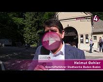 """Große Eröffnungsfeier"" für Baden-Badener Merkurbahn fällt aus   Helmut Oehler"