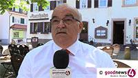 """Pfingstwochenende für Baden-Badener Hotels """"eine Katastrophe"""" – DEHOGA-Chef Hans Schindler: """"Da muss etwas passieren, das Festspielhaus ist geschlossen und zur Pferderennbahn darf keiner"""""""