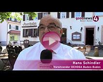 Für einige Baden-Badener Gastronomen kommt Öffnung zu spät | Hans Schindler