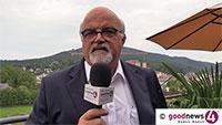 """DEHOGA-Chef Hans Schindler zum Ausfall des Badischen Hofs – """"Rückversicherer, da geht es heiß her"""" – Und zur dramatischen Personalnot – """"Anfangslohn von 4.500 Franken für Hotelfachkräfte in der Schweiz"""""""