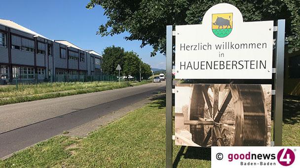 """""""Außergewöhnlichen Aktion"""" in Haueneberstein – Veränderungen der Erdoberfläche für gesamte Bundesrepublik Deutschland werden millimetergenau überprüft"""