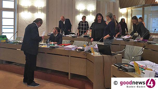 """HEUTE GENAU VOR EINEM JAHR: Baden-Badener Grüne scheitern mit Antrag für Bürgerhaushalt – OB Mergen: """"Nichts ist schlimmer, als den Bürgern zu suggerieren sie können mitbestimmen und am Ende ist es anders"""""""