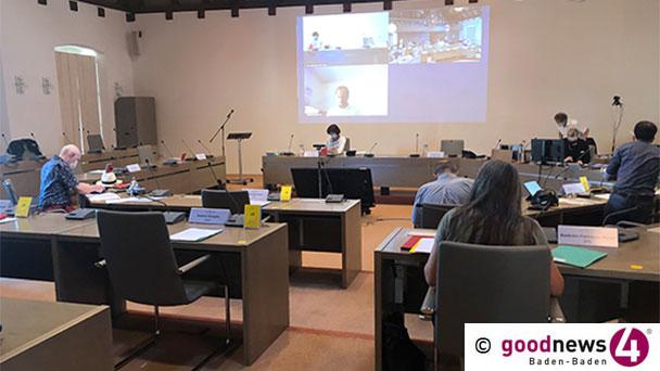 Baden-Badener Schulen wappnen sich gegen mögliche vierte Corona-Welle – Vollständiges goodnews4-Protokoll zur Hauptausschusssitzung vom Montag
