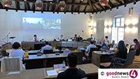 Öffentliche Sitzung im Baden-Badener Rathaus – Stand der Digitalisierung bei der Stadtverwaltung