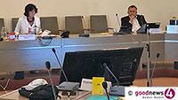 goodnews4-Protokoll von Nadja Milke – Hauptausschusssitzung im Rathaus Baden-Baden – Sieben Tagesordnungspunkte
