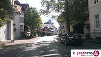 Hauptstraße nächste Woche halbseitig gesperrt