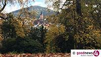 In Baden-Baden perfekt aufgehoben – Warum in die Ferne schweifen, wenn das Gute liegt so nah?