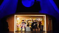 Wintermärchen-Premiere im Theater Baden-Baden - Flieg, kleine Hexe, flieg!