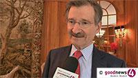 """Hermann Otto Solms macht Baden-Badener Hoteliers Hoffnung - Ermäßigte Mehrwertsteuer: """"Politisch war es ein Fehler, aber es gibt keinen Grund das zurückzunehmen"""""""