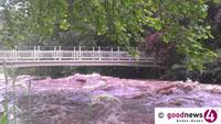 Geld für Hochwasserschäden auch in Baden-Baden - Finanzielle Unterstützung für Privatpersonen