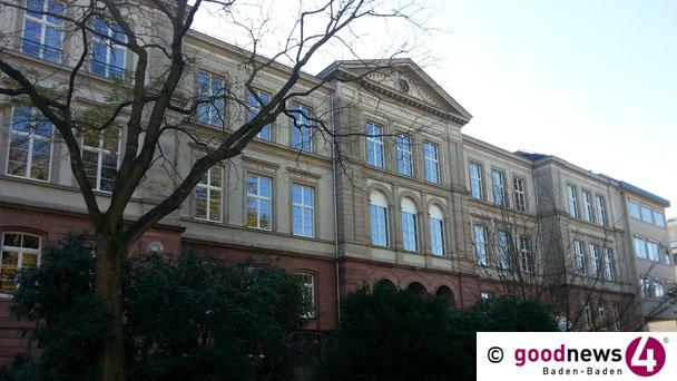 Gymnasium Hohenbaden öffnet seine Türen