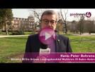 Baden-Badener Landtagskandidaten auf einen Blick | Hans-Peter Behrens