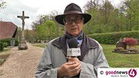 """Botschaft vom Baden-Badener Pfarrer Hans-Ulrich Carl zum Karfreitag - """"Wie ich das brennende Kirchenschiff von Notre Dame gesehen habe"""""""