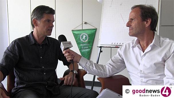 """KSC-Präsident Ingo Wellenreuther kämpft um die Zukunft des KSC - Im goodnews4-Sommergespräch: """"Stadion lebenswichtig, wenn in Karlsruhe Profifußball weiter gewünscht wird"""""""