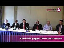 Schwere Vorwürfe gegen ehemaligen IRG-Vorsitzenden