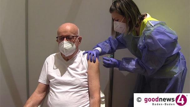 Hier die Corona-Impftermine bis Mitte August in Baden-Baden – Mobiles Impfzentrum in Shopping Cité