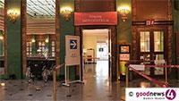Ganz schön viel gespritzt im Kurhaus Baden-Baden – 77.105 Corona-Schutzimpfungen