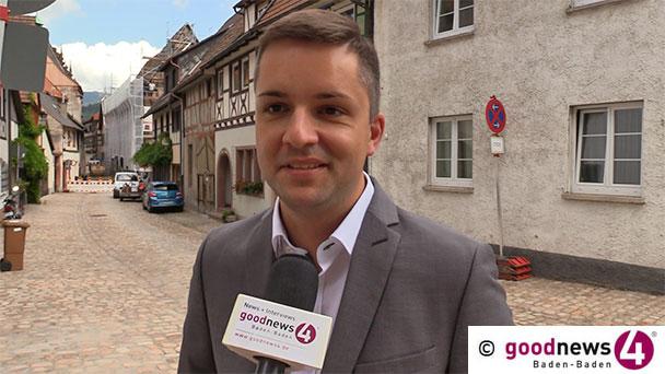 Neujahrsansprache des Gernsbacher Bürgermeisters Julian Christ