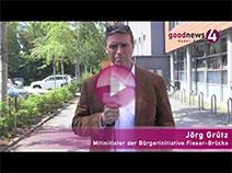 Jörg Grütz zum Erfolg Bürgerbegehren Fieser-Brücke