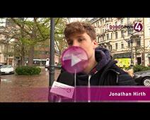 Fridays for Future in Baden-Baden angekommen | Jonathan Hirth