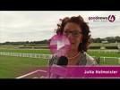 Baden-Racing-Chefin Jutta Hofmeister macht mutigen Damen ein Angebot
