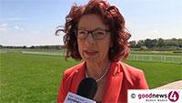 Champions League Niveau beim Frühjahrs-Meeting in Iffezheim - Baden-Racing-Chefin Jutta Hofmeister kämpft weiter für eine sichere Zukunft