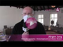 Wieder Impftermine in Baden-Baden | Jürgen Jung