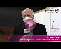 Impfungen im Kurhaus Baden-Baden beginnen morgen | Jürgen Jung